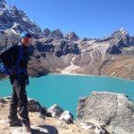 登上喜马拉雅山的追风少年