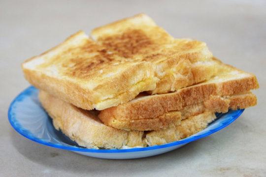 古晋咖椰面包
