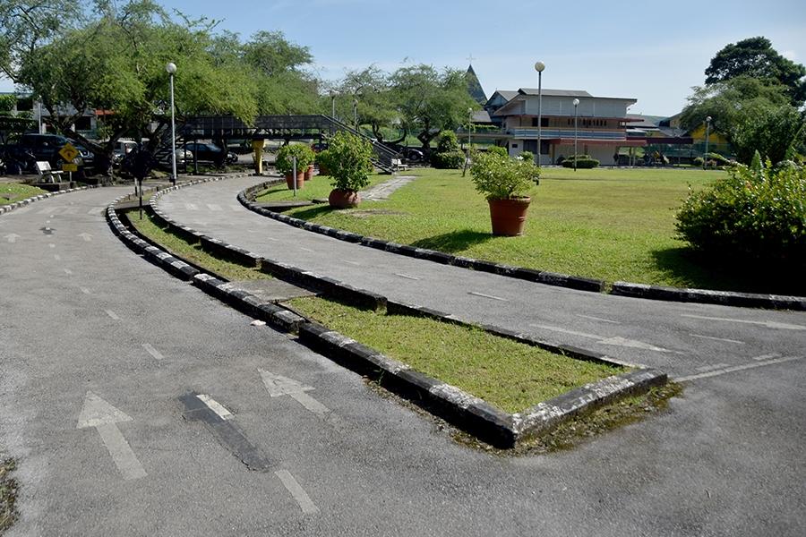 肯雅兰交通公园